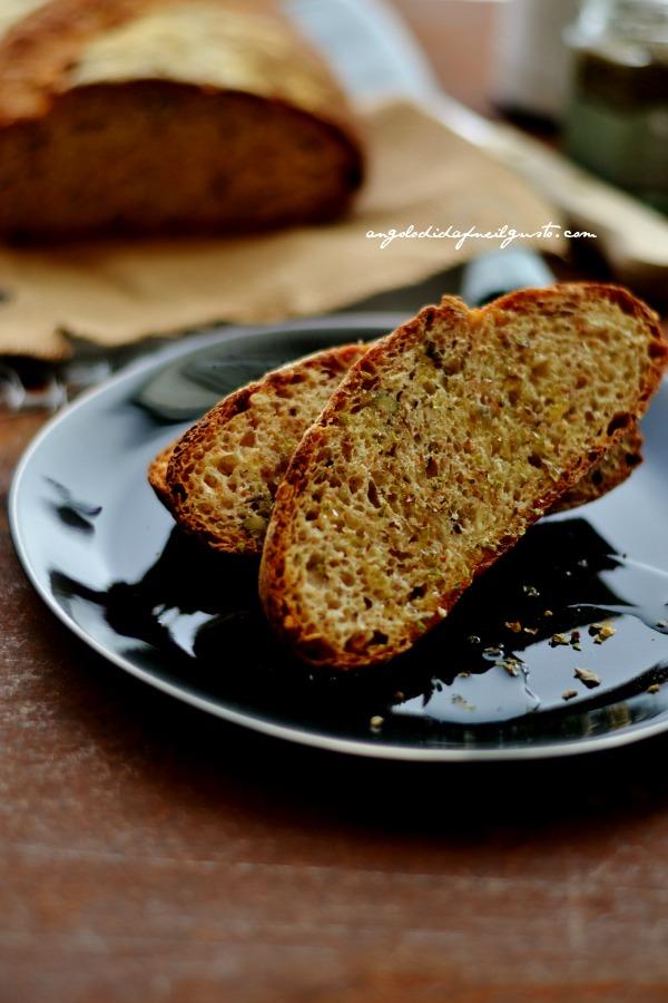 Pane grano duro, farro e semi19