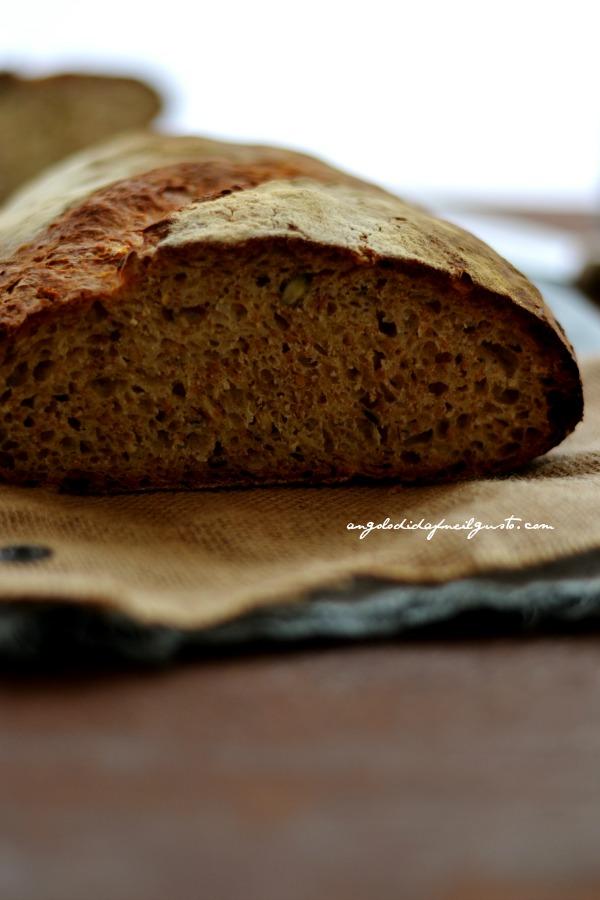 Pane grano duro, farro e semi23
