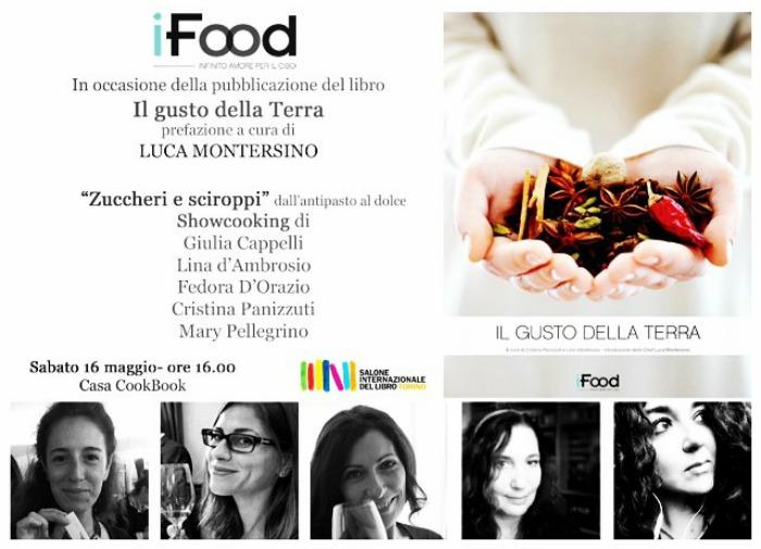 Salone Torino - Cooking show - Dafne's corner