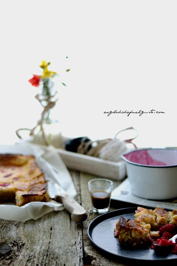 White chocolate and raspberries cream cake93