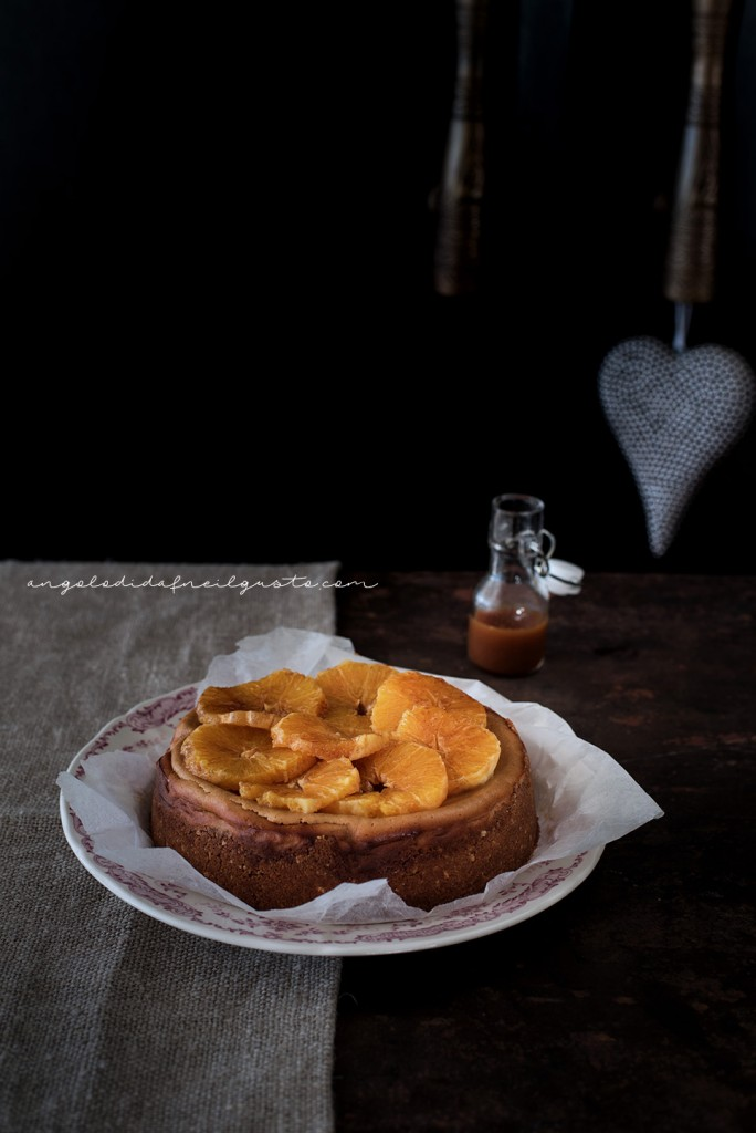 Orange and cinnamon cheesecake1497
