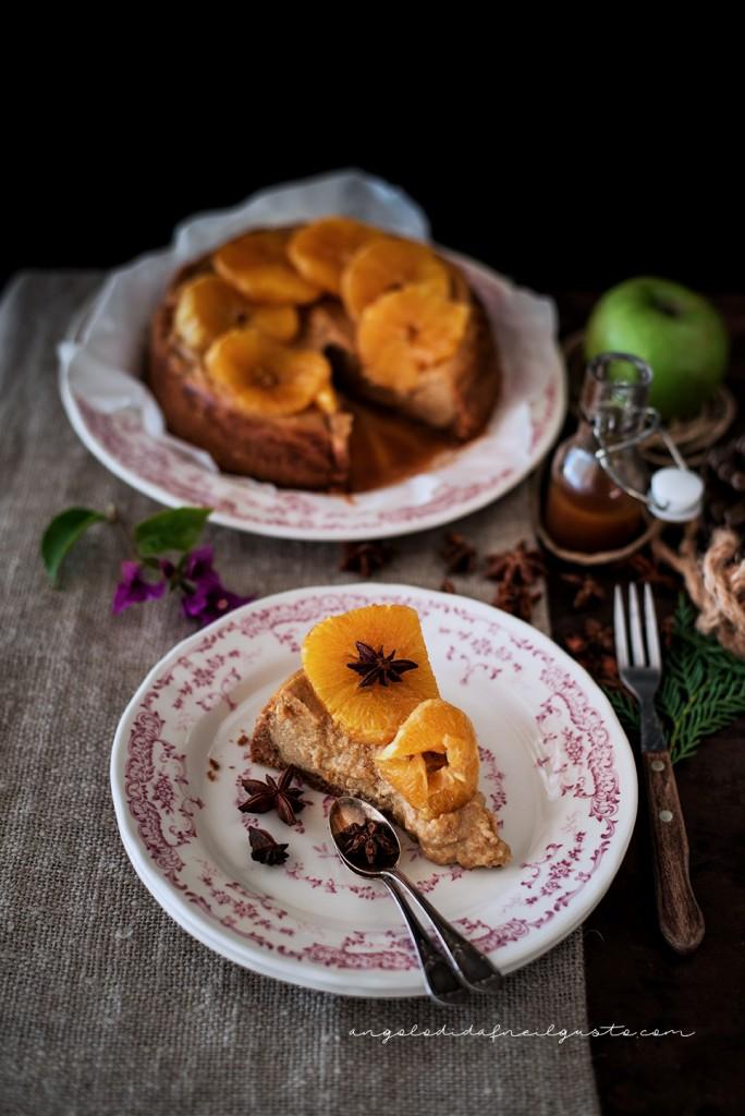 Orange and cinnamon cheesecake1527
