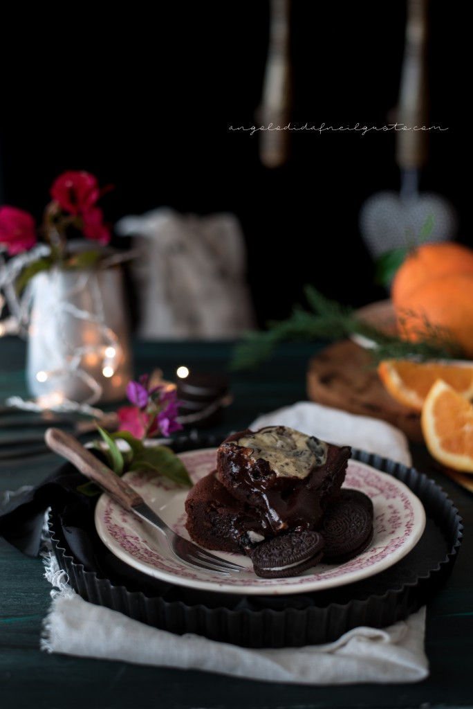 Orange oreo cheesecake brownies1291