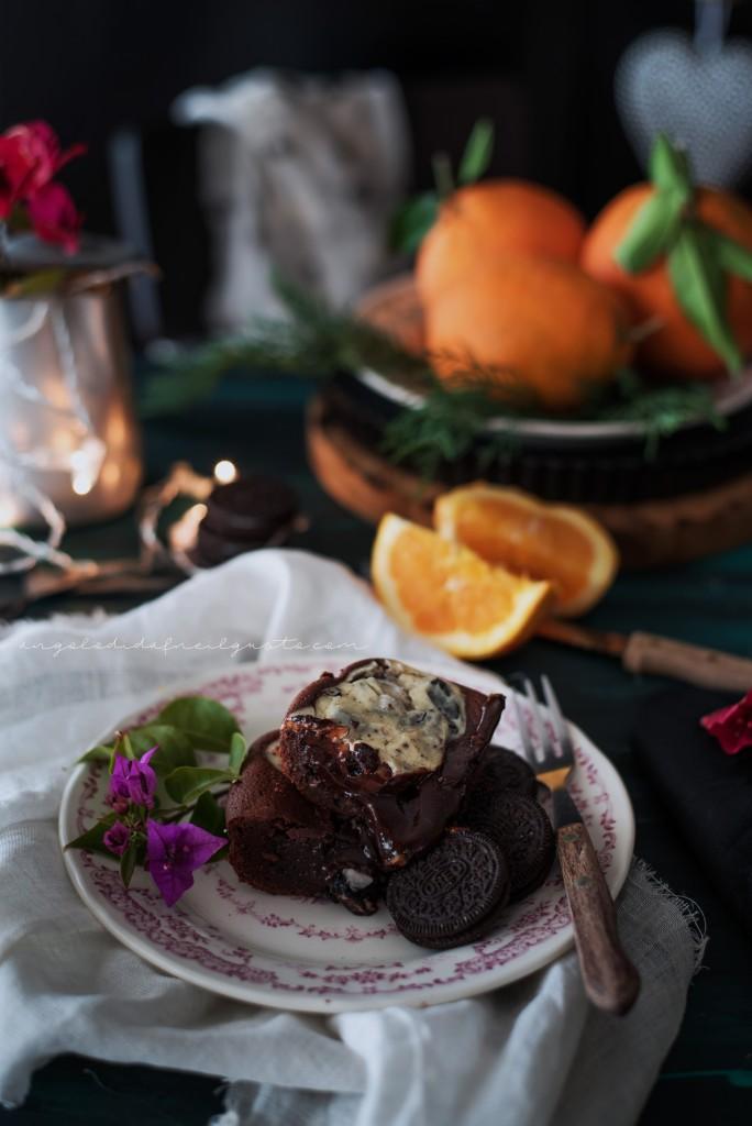 Orange oreo cheesecake brownies1301