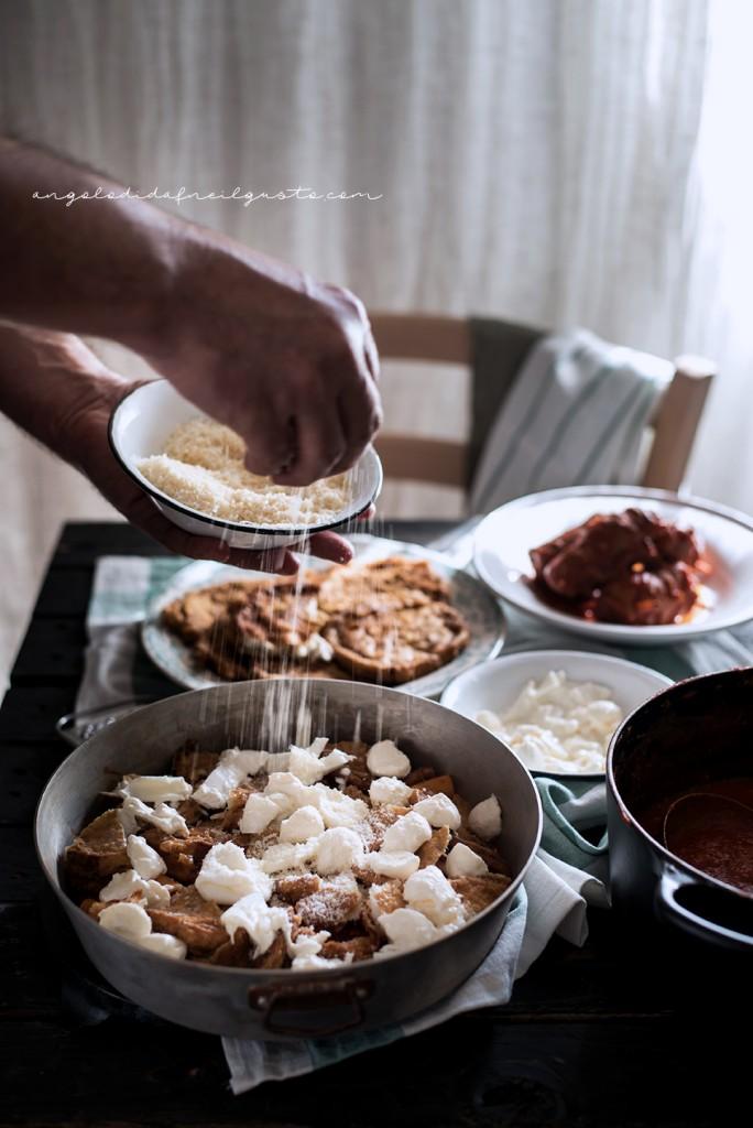 Pasta al forno con melanzane 2613