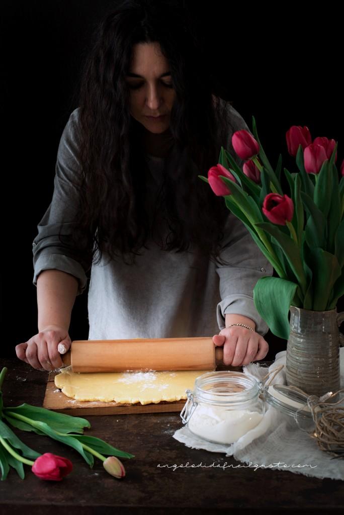 La crostata alla ricotta che si credeva una pastiera_3095