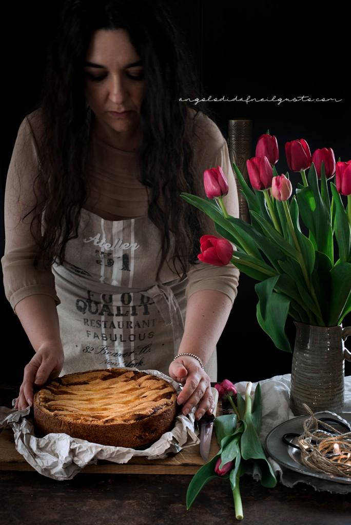 La crostata alla ricotta che si credeva una pastiera_3205