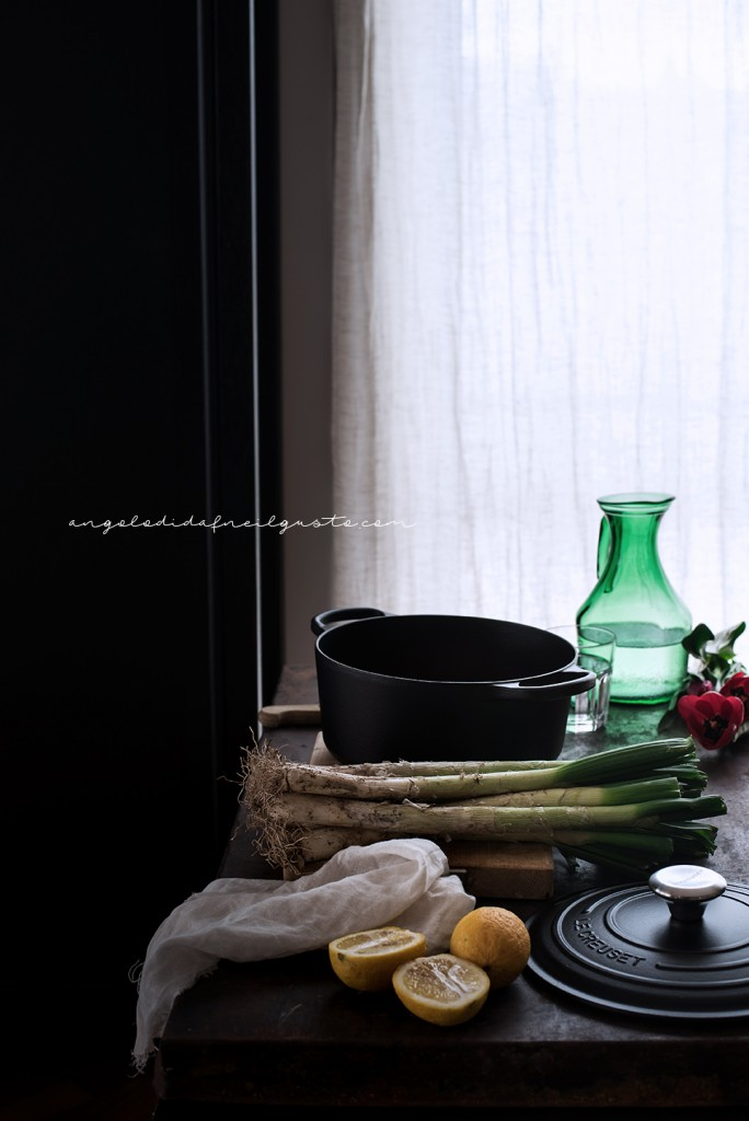 Spaghettoni alla crema di zucca e robiola_3335