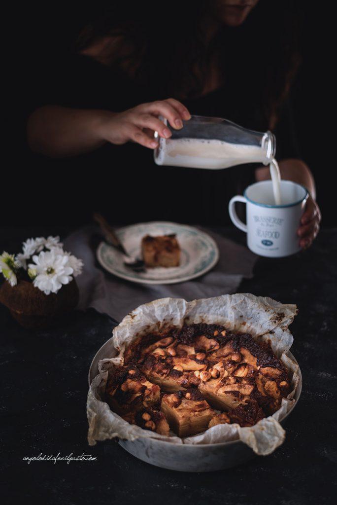 torta-di-mele-al-farro-nocciole-e-composta-di-mele-cotogne-8