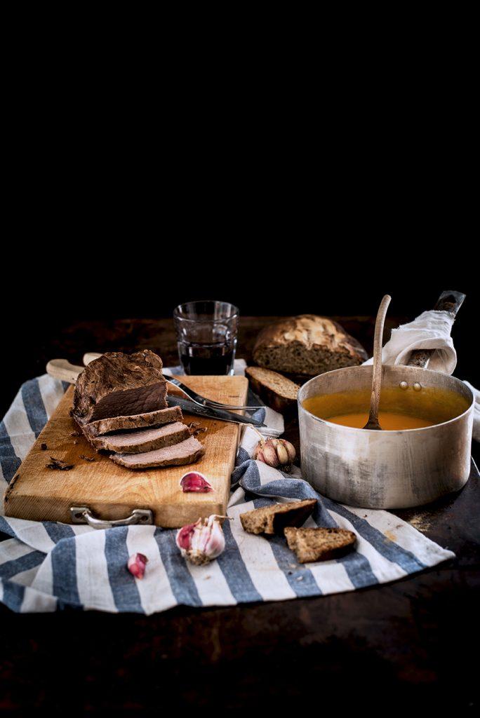 arrosto-al-balsamico-e-funghi-su-purea-di-zucca-e-pera-2