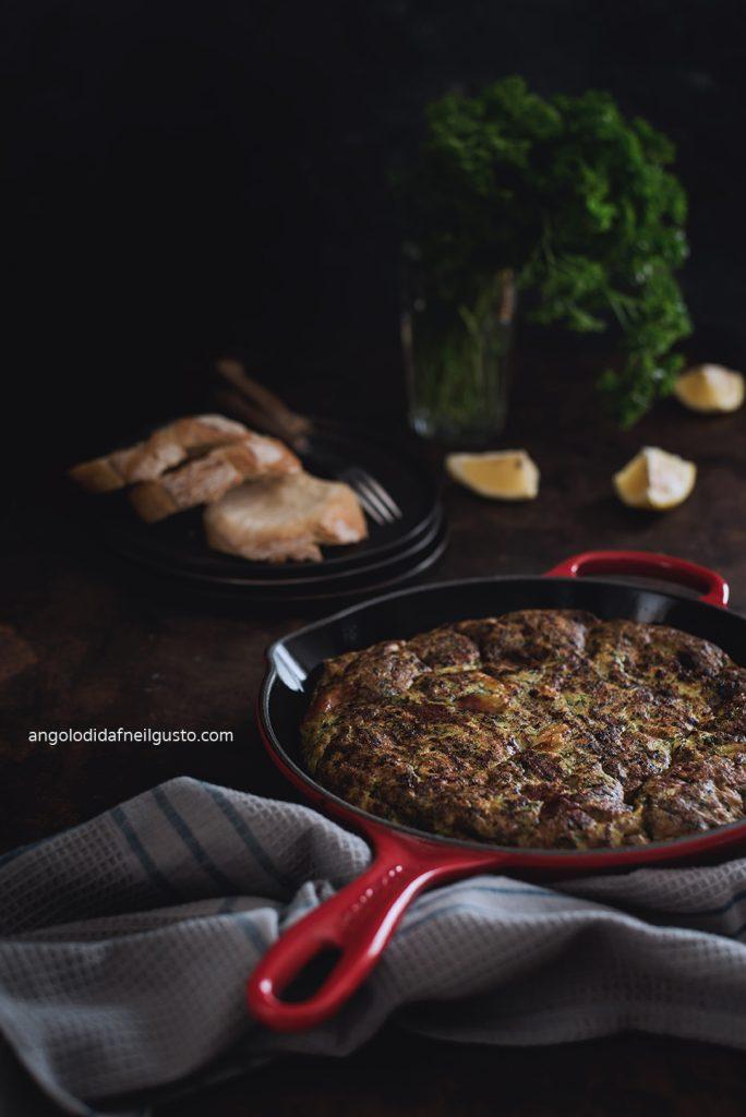 fritatta-al-forno-con-bietole-ricotta-e-nasello-2
